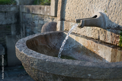 Water fountain detail - 78666721
