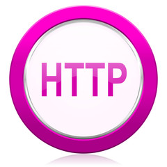 http violet icon