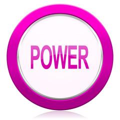 power violet icon