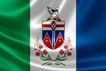 Yukon Flag of Canada