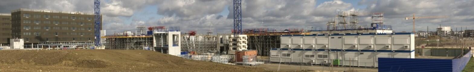 Panoramique chantier