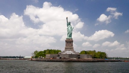 New York City - The Statue of Liberty