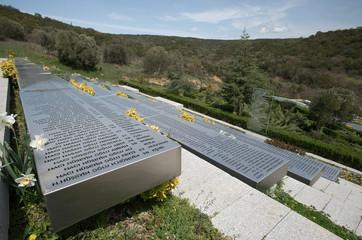 Cataldere Turkish Military WWI Cemetery Gallipoli