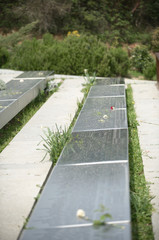 Kecikdere WWI turkish military cemetery, Gallipoli