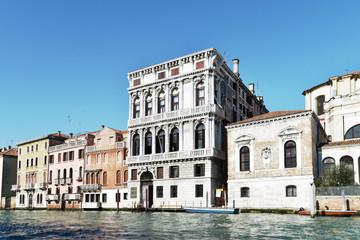 Palazzi sul canal Grande, Venezia