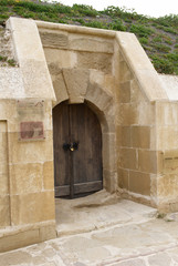 Namazgah Battery, Turkish defensive point, WWI, Gallipoli