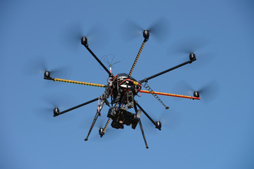 police unmanned aerial vehicle