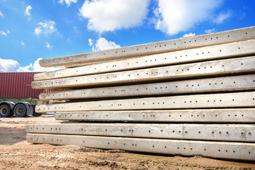foundation pile