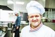 cook chef at restaurant kitchen