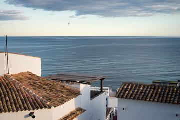 Altea rooftops