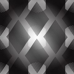 Vintage zigzag seamless