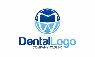 Dental Dentist Dentistry Logo Icon