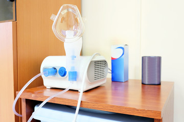Nebulizer medical equipment
