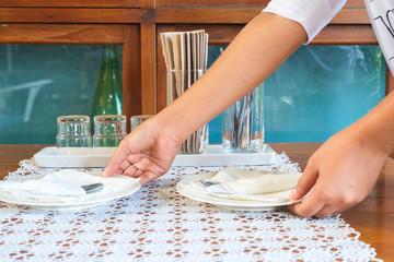 Table preparation