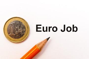 1 Euro Job