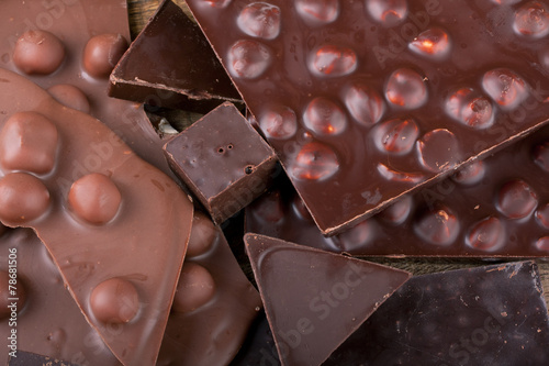 Chocolate. © geshas