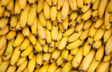 Bananas background texture