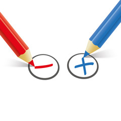 Red Blue Pen Pro Contra