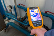 Thermal imaging inspection camera - 78682982