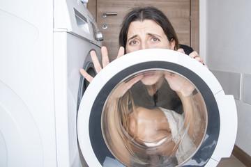 guai con il bucato