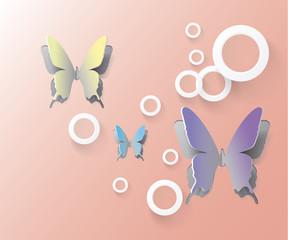 butterflies/wings