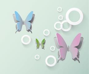 wings/butterflies