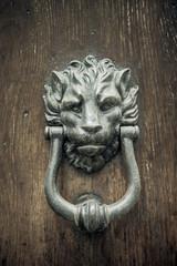 Ancient doorknob