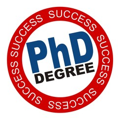 PhD - (philosophiae doctor / Doctor of Philosophy)