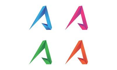 A Letter Logo Vol.2