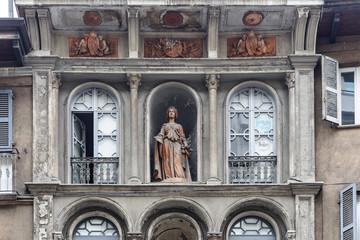 Milano Via Garibaldi