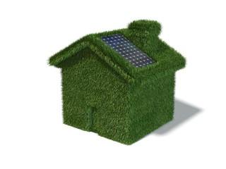 Casa ecologica solar