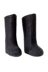The Russian winter footwear