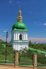 Orthodox church of Kyiv Pechersk Lavra Monastery, Ukraine