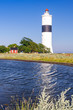 Vertical view for Oland's southern lighthouse