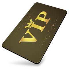 VIP Card (3D)
