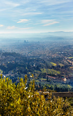 View of Florence. Tuscany