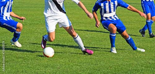 Papiers peints Magasin de sport Soccer match