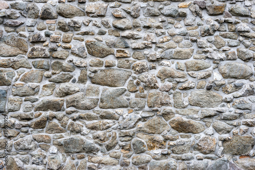 stone texture of old wall - 78693929