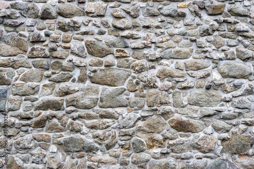 Leinwandbild Motiv stone texture of old wall