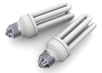 Low Consumption Light Bulb - 3D