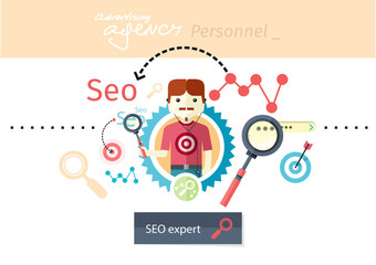 Expert of search engine optimization