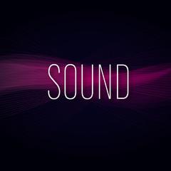 fond abstrait-sound