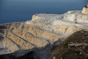 Steinbruch bei Mochlos, Kreta