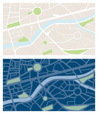 Navigator maps
