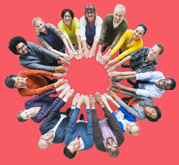 People Unity Community Togetherness Diversity Concept