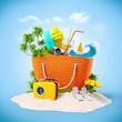 Beach bag - 78696713