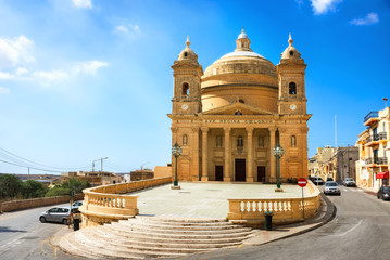Mgarr Church. Malta