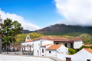 San Bartolome de Tirajana.  Gran Canaria. Spain