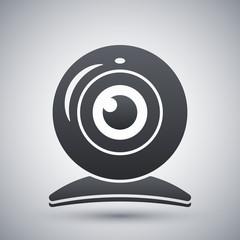 Vector webcam icon