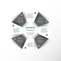 Vector infographic